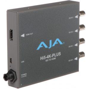 AJA 4K SDI-HDMI
