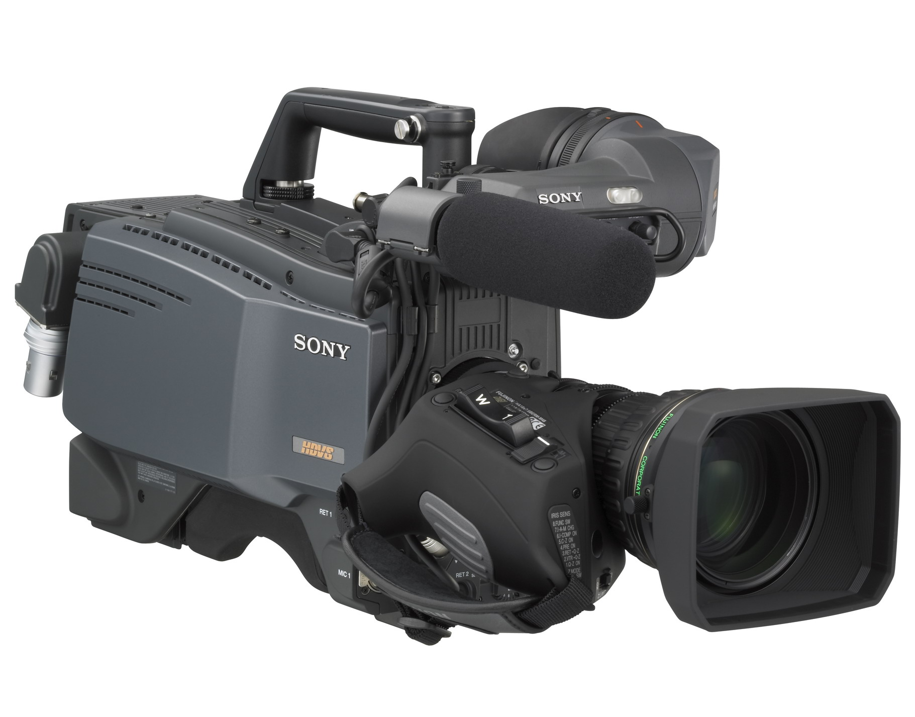Sony_HDC-1500_Camera_head_hire